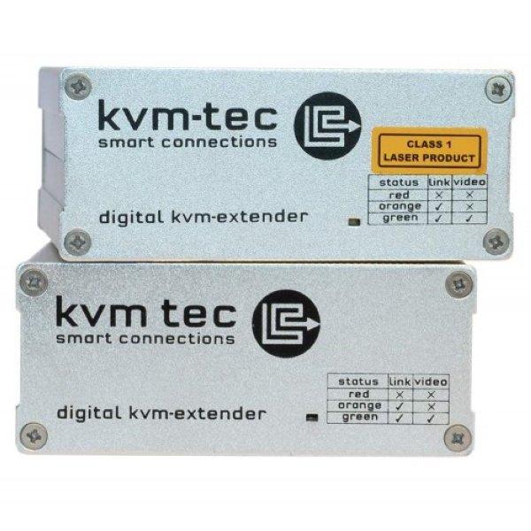 KVM-TEC MVX1i Industryline Extender Single - SET - KVM-TEC