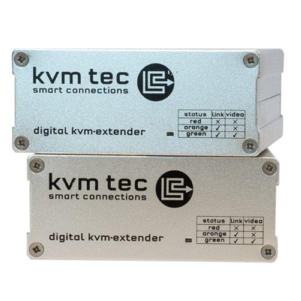 KVM-TEC USBX USBX USBline Extender Single - SET - KVM-TEC