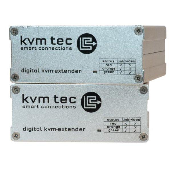 KVM-TEC USBX-F USBX-F USBline Extender Single Fiber - SET - KVM-TEC
