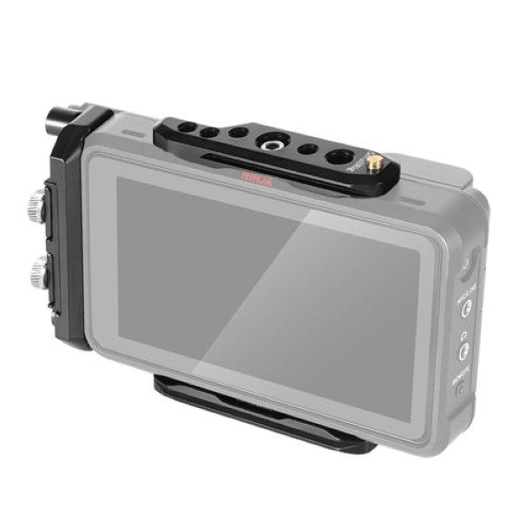 SmallRig Mounting Plates and HDMI Cable Clamp for Atomos Ninja V CMA2338 - монтажные пластины и зажим для каб - Аксессуары