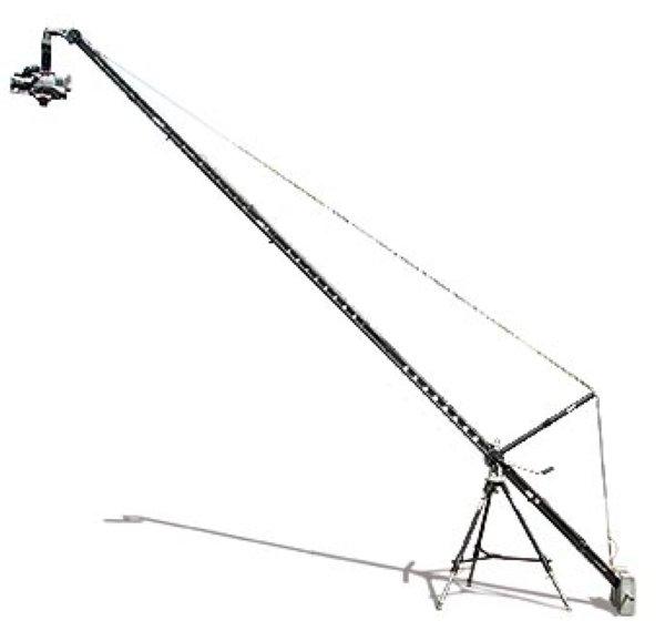 Crane 100 - кран операторский ABC Products - ABC