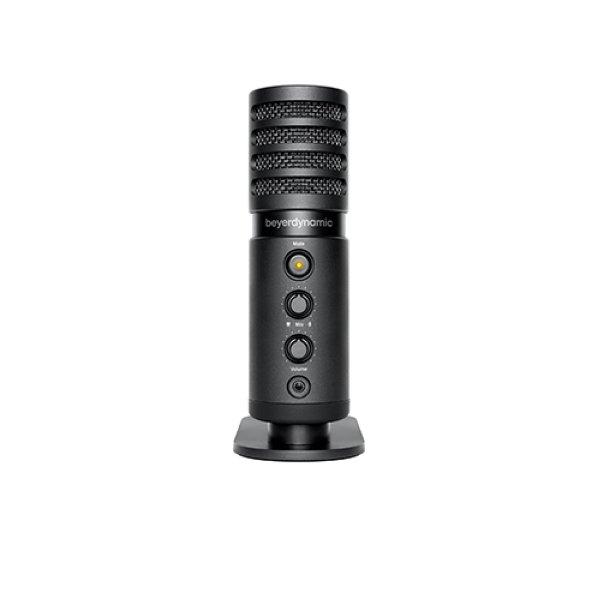 FOX - конденсаторный микрофон с кардиоидной направленностью и USB интерфейсом. Невероятно легко подключается к любому компъютеру с помощью U - 727903