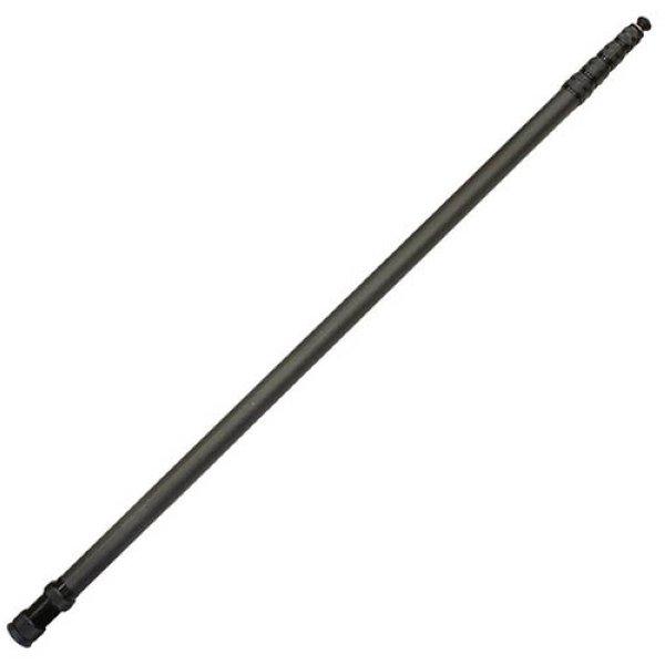 Cavision SCPN440F - удочка карбоновая 4 м Четырехсекционная карбоновая удочка, расчитанная на нагрузки до 1.5кг при максимальном выносе. Сигнальный кабель проходит внутри удочки. Съемные наконечники