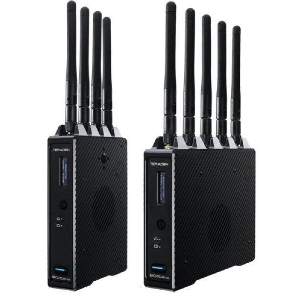 Teradek Bolt 4K 1500 12G-SDI HDMI Wireless Video Kit беспроводной Tx и Rx комплект, предназначенный для передачи и приема видео сигнала на расстоянии 450 метров. Купить на сайте ОПТА - 10-2110-V