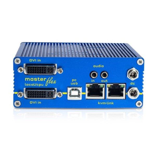 KVM-TEC  MV1-SET Masterflex Single Redundant SET - KVM-TEC