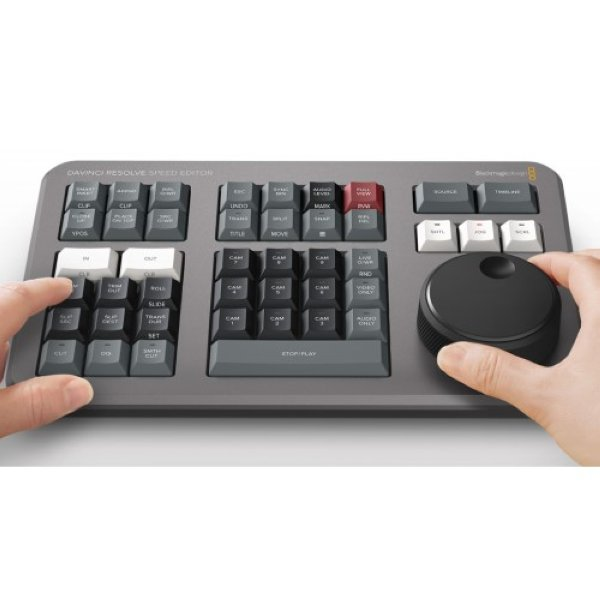 Blackmagic Design  DaVinci Resolve Speed Editor клавиатура - DaVinci Resolve