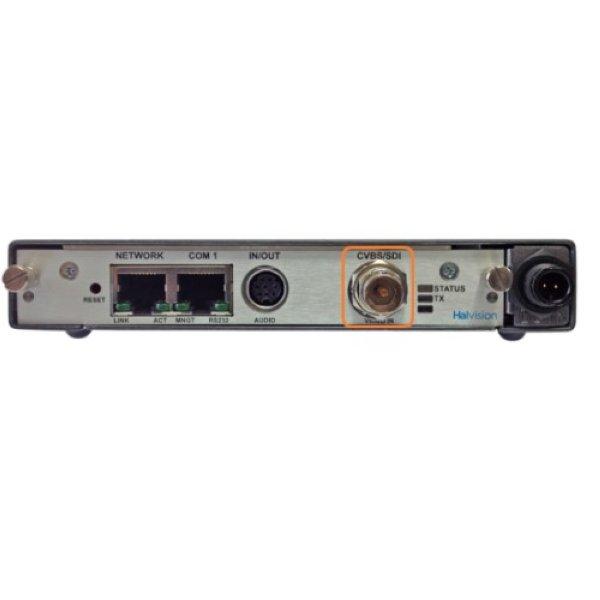 Haivision Makito X Single SDI Encoder - энкодер H 264 - Haivision