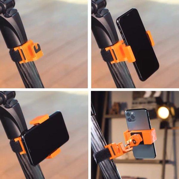 edelkrone PhoneGRIP 3D PhoneGRIP 3D - держатель для смартфона - edelkrone