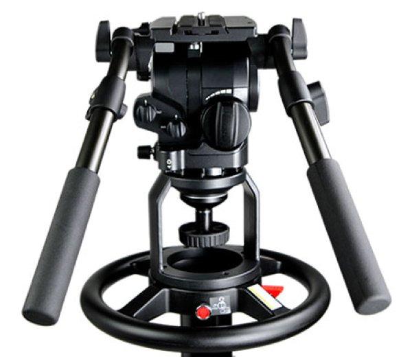 Пьедестал для студийных видеокамер Libec P110B. - Пьедесталы