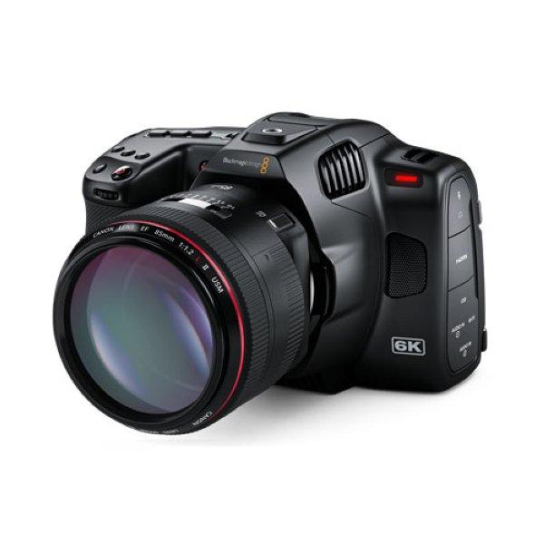 Blackmagic Design Pocket Cinema Camera 6K Pro - Профессиональные камеры