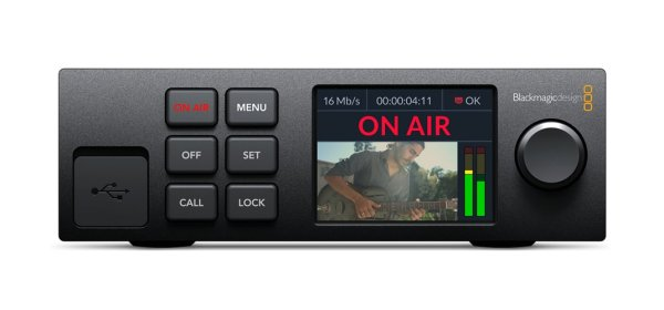 Blackmagic Design Web Presenter HD устройство захвата видеосигнала - Кодирование H.264