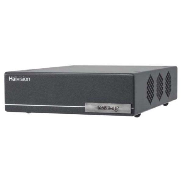 Haivision  Makito X HEVC Dual SDI Encoder - энкодер HEVC H 264 - Haivision