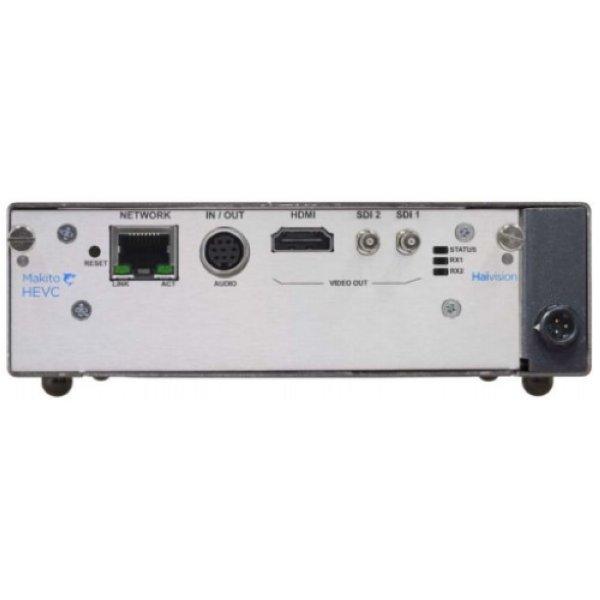 Haivision  Makito X HEVC Single Channel Decoder - декодер HEVC h264 - Haivision