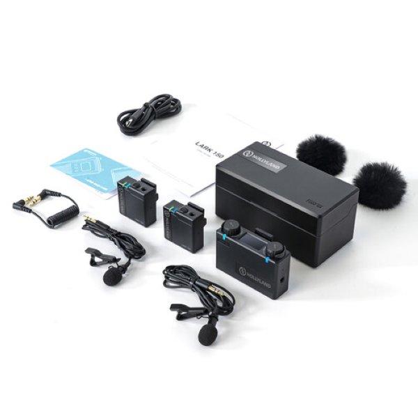 Hollyland Lark150 DUO беспроводной микрофон - Hollyland