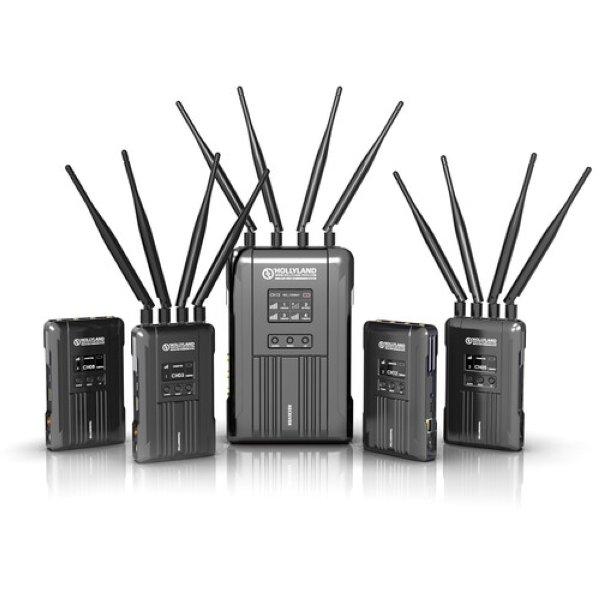 Syscom421 Hollyland Syscom421 1800 4х1 беспроводная система передачи видео - Hollyland