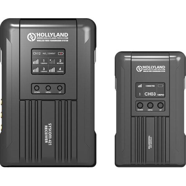 Syscom421 Hollyland Syscom421 1000 2х1 беспроводная система передачи видео - Hollyland