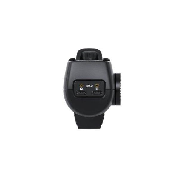 Blackmagic Design Blackmagic Zoom Demand зум-контроллер Получите управление зумом объективов MFT с помощью ручного зума при использовании камер Blackmagic Studio. Теперь вы можете управлять зумом  - C