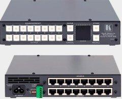 Матричные коммутаторы VGA/RGBHV, TP и Аудио