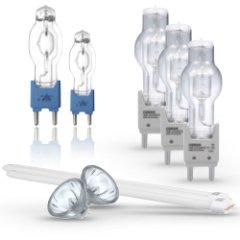 Лампы к осветительным приборам