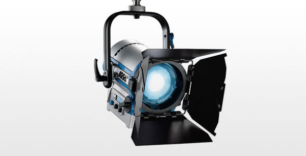 ARRI L5-C Pole-Oper Blue/Silver Bare Ends - LED светильник