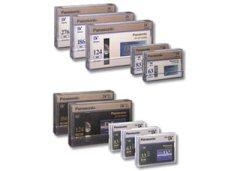 Panasonic чистящие видеокассеты, P2 карты памяти