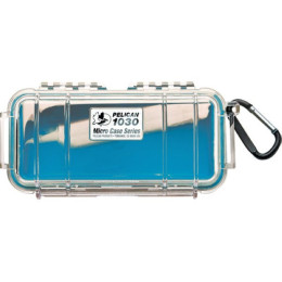 Peli 1030 MicroCase Blue Liner  Clear
