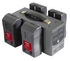Heavy duty cine-camera