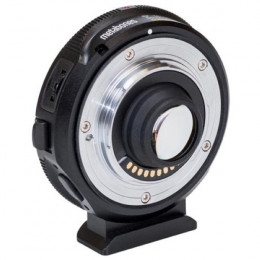 Metabones SPEF-m43-BT7 адаптер Canon EF to BMPCC S16 Speed Booster