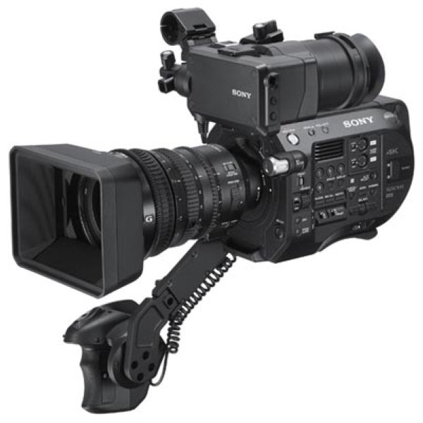 Sony PXW-FS7M2K видеокамера XDCAM EX HD422 Super 35