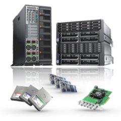 Серверные платформы, шасси, комплектующие