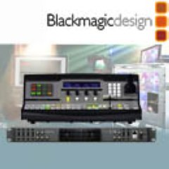 Видеомикшеры Blackmagic Design