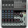 Behringer XENYX Q1202USB - микшерный пульт 12-канальный компактный аналоговый микшерный пульт XENYX Q1202USB позволяет без особых усилий добиться превосходного звука. Оснащен встроенн - XENYXQ1202USB