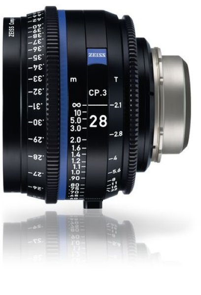 Zeiss CP.3 - 2.1/28 - metric объектив