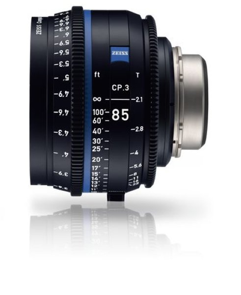 Zeiss CP.3 - 2.1/85 - metric объектив