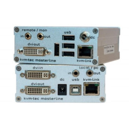 KVM-TEC MVX1 Masterline Extender Single - SET