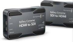 Battery Converters