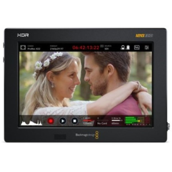Blackmagic Design Blackmagic Video Assist 7 12G HDR рекордер-монитор
