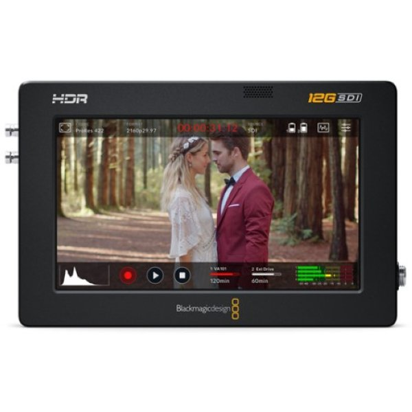 Blackmagic Design Blackmagic Video Assist 5 12G HDR рекордер-монитор