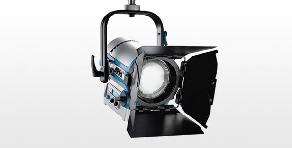 ARRI L5-DT Hanging  Blue/Silver 1 5 m Bare Ends - LED светильник