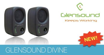 Glensound Divine - первый Dante монитор