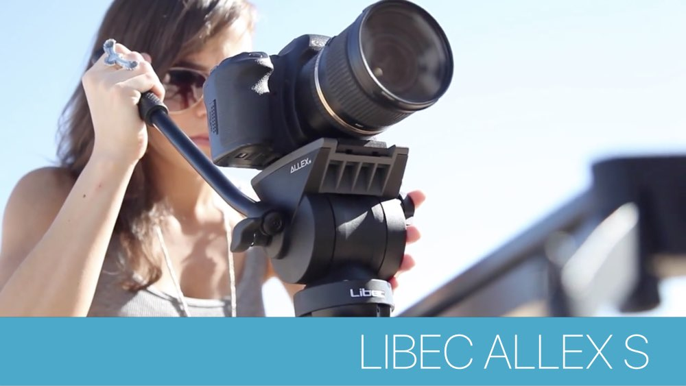 LIBEC ALLEX S KIT - IN ACTION