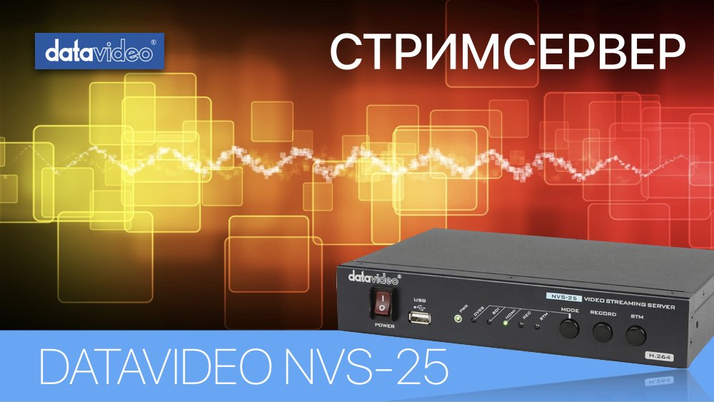 DataVideo NVS-25